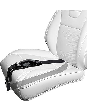 Protezione Comfort per Cintura di Sicurezza,Kit di Copertura Imbottita per Tracolla per Auto 2Pack Tracolla per Auto Morbida Cuscino per Tracolla per Adulto Zaino per Bambino Zaino per Borsa