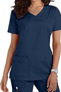 Smart Uniform Healthcare Shaped V-Neck Scrub