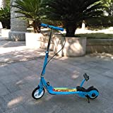 Children cool scooters/ collapsible step treadmill/ children's Scooter-blue