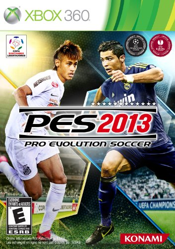 Konami Pro Evolution Soccer 2013, XBox 360 - Juego (XBox 360)
