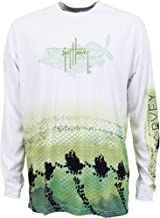 Guy Harvey Long Sleeve Performance Bass T-Shirt