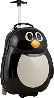"""19"""" Penguin Carry On Kids Luggage"""