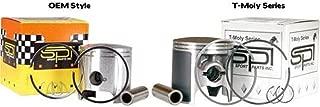 Hyperdryve Piston Kit - Standard Bore 85.00mm For 2009 Arctic Cat M8 EFI 162 Sno Pro Snowmobile