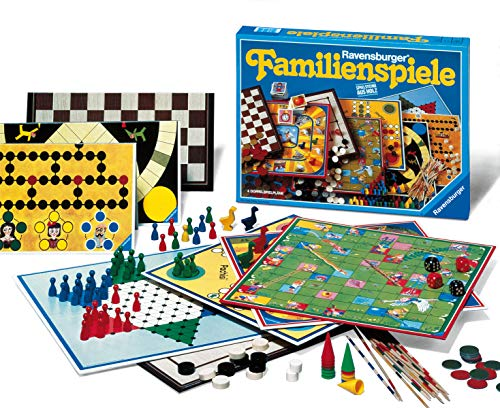 Ravensburger Ravensburger 01315 - Ravensburger Familienspiele Bild