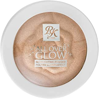 RK ALL OVER GLOW PO FACIAL ILUMINADOR CHAMPAGNE GLOW, Rk By Kiss, CHAMPAGNE GLOW