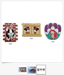 disney store 30th anniversary pins week 1