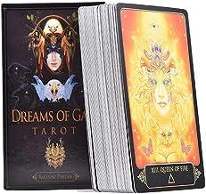 presentimer Dreams of Gaia Tarot: 81 Cartas y guía