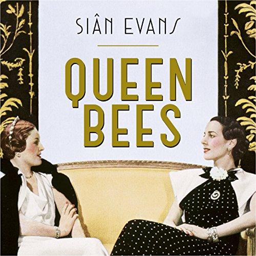 Queen Bees audiobook cover art