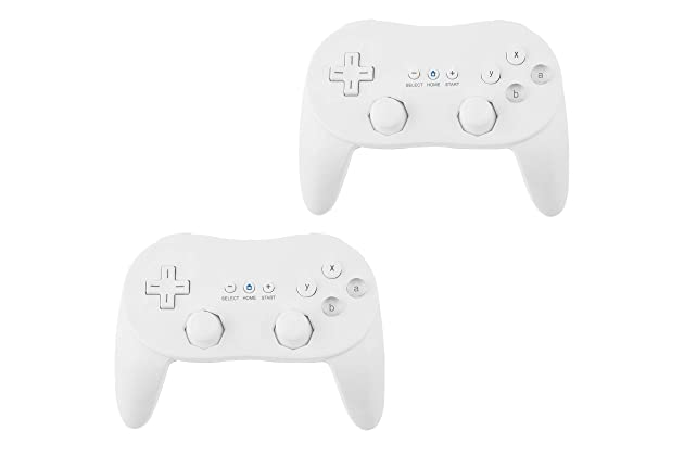 Best classic controllers for wii | Amazon com