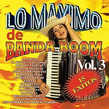 Lo Maximo De Banda Boom, Vol. 3