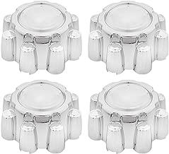 4pcs Chrome Wheel Hub Caps Center for 99 00 02 04 05 Ford F-250 F-350 18