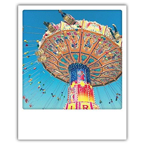 Happy PolaCards de Pickmotion motif Family time Cartes Postales de haute qualit/é dans un style r/étro