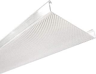 AntLux Light Cover for 4ft LED Wraparound Light 7 Inch