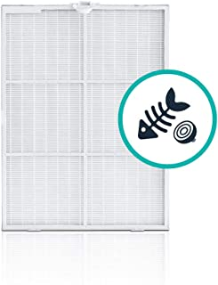 Alen Filter Replacement for BreatheSmart 75i: Antimicrobial True HEPA Air Filter for Dust, Pollen, Mold, Smoke Odors,Chemical Odors, VOC Allergies