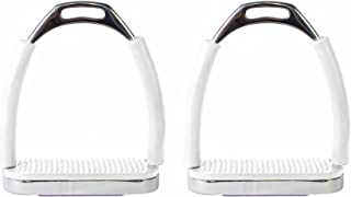 Perri's Jointed Stirrups, Stainless Steel