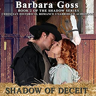 Shadow of Deceit audiobook cover art