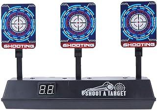 TOYANDONA Electronic Shooting Target Digital Scoring Targets Portable Shooting Spots Targets Practice Toys for Outdoor Ran...