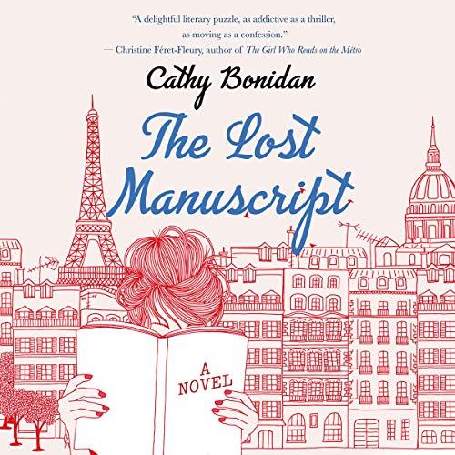 The Lost Manuscript Audiobook By Cathy Bonidan cover art
