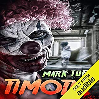 Timothy audiobook cover art