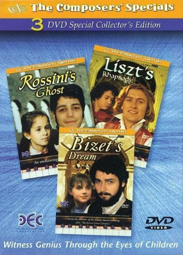 Composers' Specials Super-cheap Series - Soldering and Liszt Bizet Rossini
