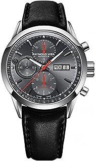 Raymond Weil - Reloj Cronógrafo para Hombre de Automático con Correa en Cuero 7730-STC-60112