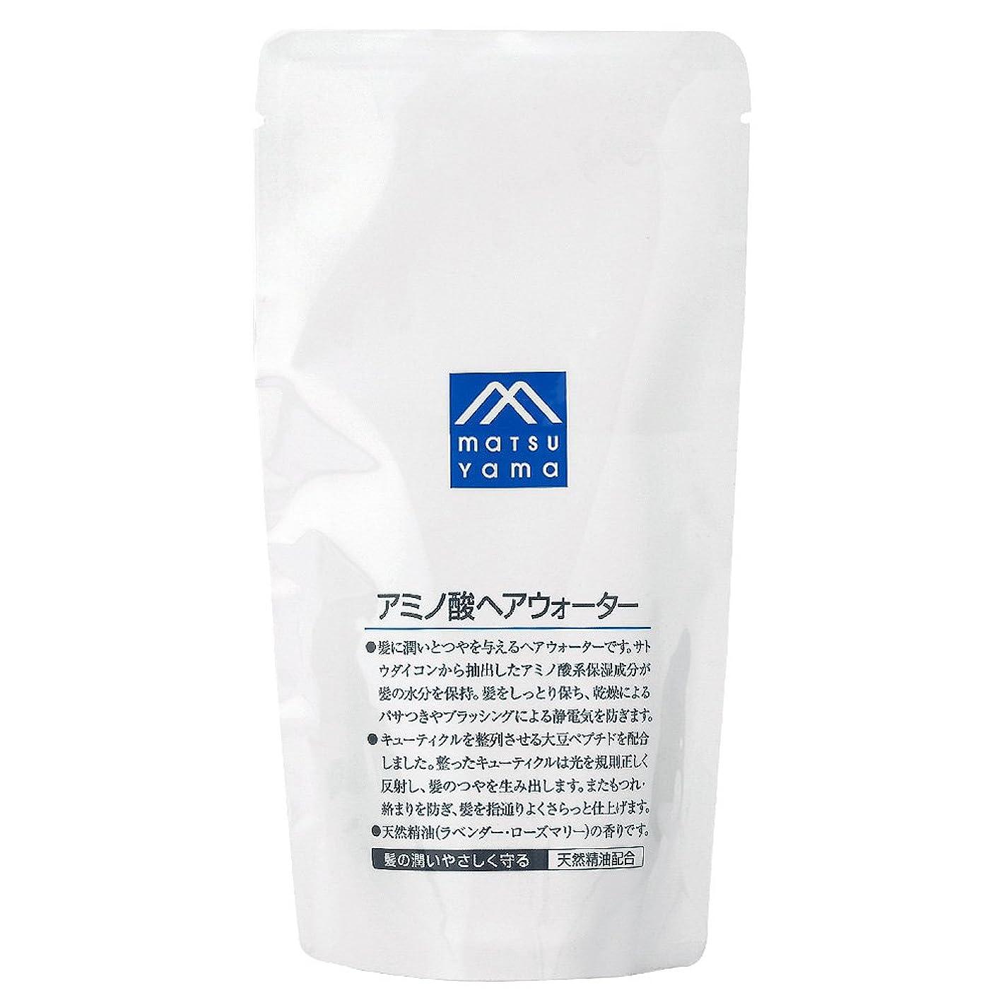 境界親指属性M-mark アミノ酸ヘアウォーター詰替用