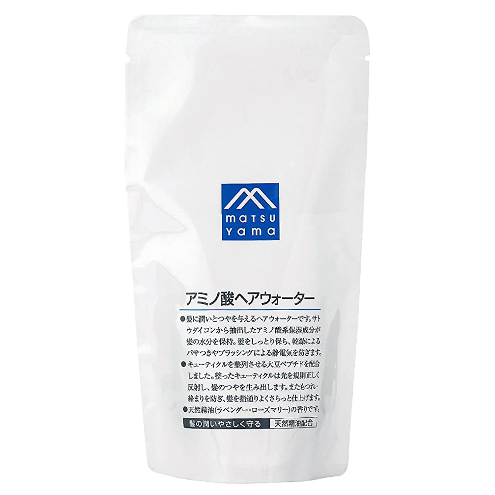 ラブカウンターパートアベニューM-mark アミノ酸ヘアウォーター詰替用