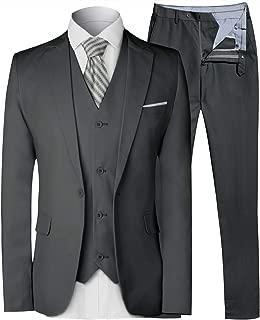 Best mens dark grey suit Reviews