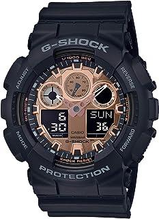 Casio G-Shock Analog-Digital Black Dial Men's Watch GA-100MMC-1ADR(G936)