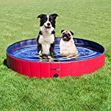 FrontPet Foldable Dog Pool - Collapsible...