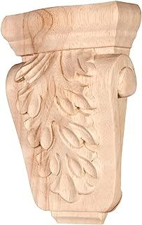 Acanthus Low Profile Corbel (Maple)
