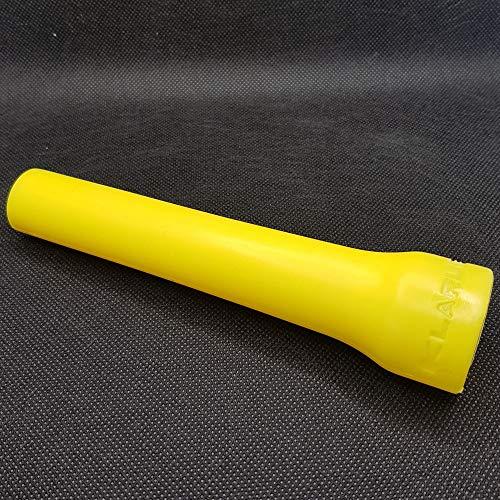 Klarus KTW-1 Amarillo | Cono de señalización universal para linternas de 25mm a 35mm de diámetro | Compatible con Klarus A1-XT11/11S/11GT-XT12-XT2CR