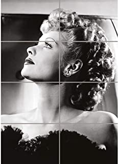 LUCILLE BALL LUCY ACTRESS B&W PORTRAIT FILM BIG STREET GIANT NEW POSTER OZ2646
