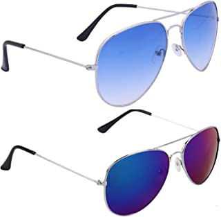 Men Sunglasses (Pack of 2) for Rs.175