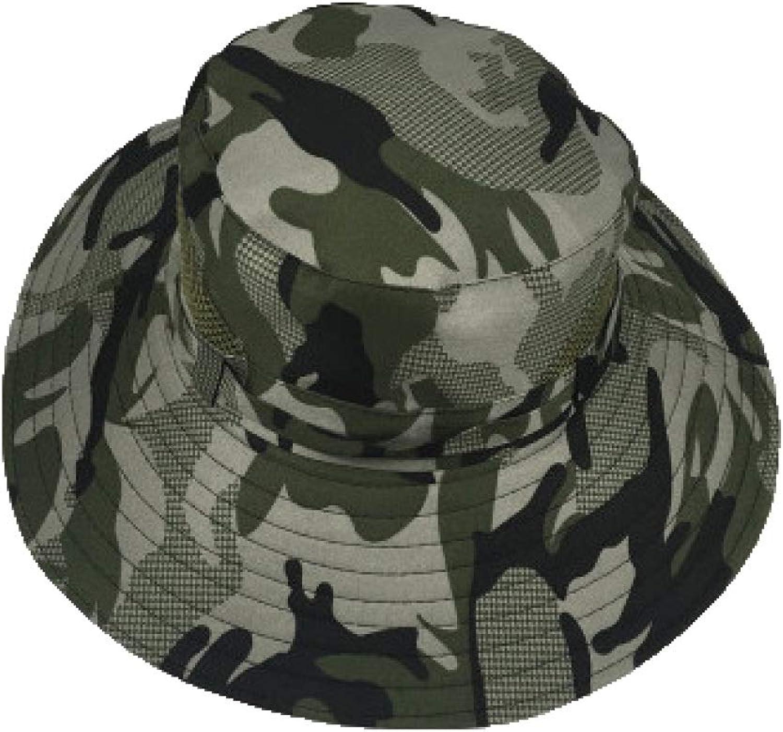 51079adcbe06ce ROGEWIN Sun Hats Hats Hats for Men Summer Wide Brim Bucket Hat Women  Anti-UV Beach Caps Men's Fishing Hunting Bob Cap Visor b9dab9