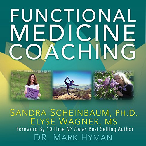 Functional Medicine Coaching audiobook cover art