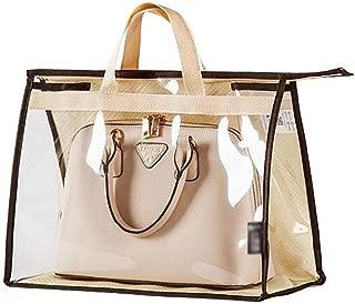 WJL Transparent Handbags Dust Storage Bag,Effective Protection of Your Beloved Bags