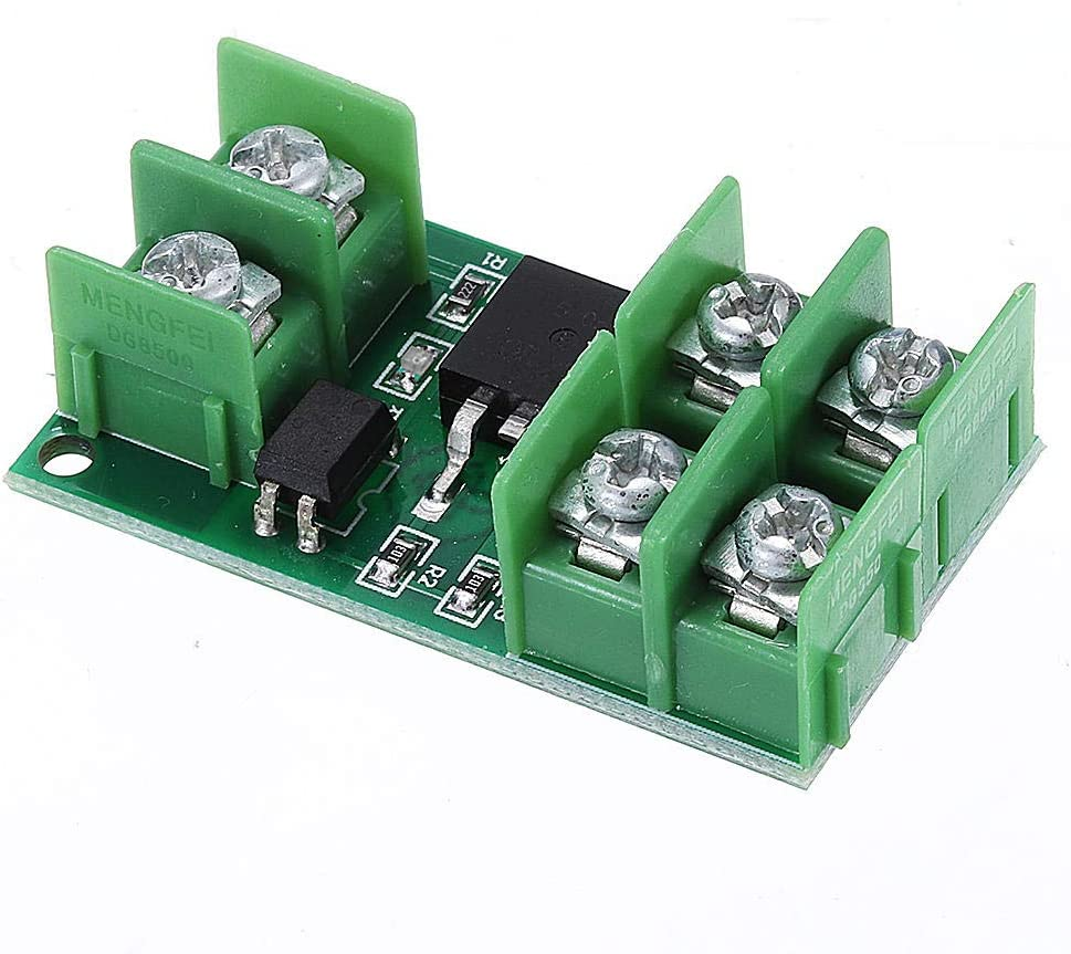 MING-MCZ Duradero Trigger F5305S PMOS MÓDULO DE Cambio FET Mos Efecto de Campo Transistor 3V 5V 12V 24V 36V para Motor LED Bombilla de Bombilla de luz 10pcs Fácil de Montar