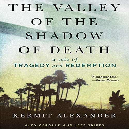 The Valley of the Shadow of Death audiobook cover art