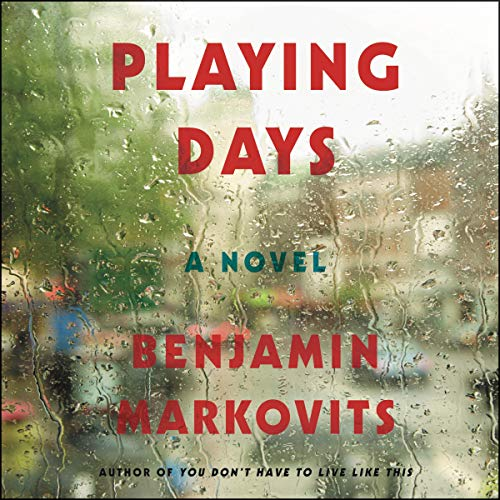 Playing Days     A Novel              By:                                                                                                                                 Benjamin Markovits                               Narrated by:                                                                                                                                 Zach Villa                      Length: 8 hrs and 32 mins     Not rated yet     Overall 0.0