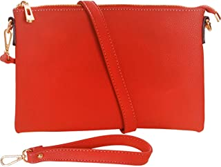 Best leather crossbody wallets Reviews