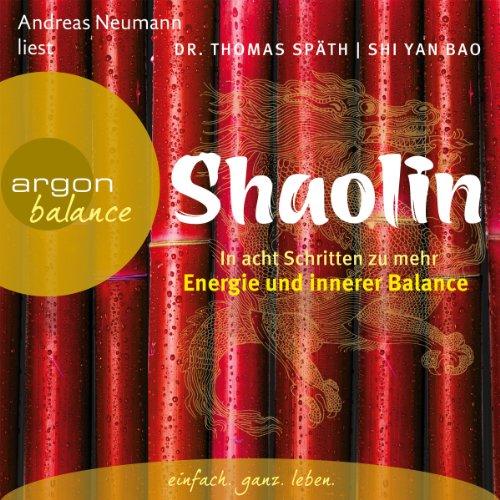Shaolin audiobook cover art