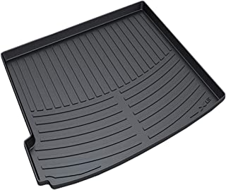 Auto Tailored Fit Black Rubber Boot Liner Tray Mat Front And Rear Trunk Mats Floor Mat for The New B-M-W 3Series/X3/X5/2Se...