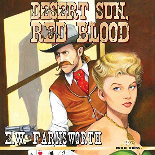 Desert Sun, Red Blood cover art