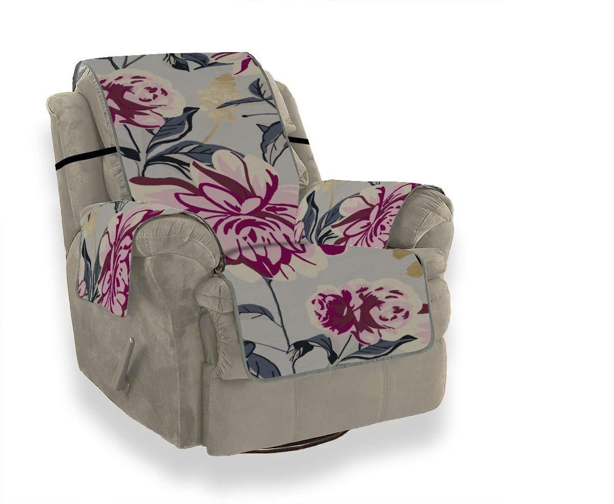 LMFshop Canasta Patrón de Dibujos Animados Coloridos Simples Cojín para sofá Colchoneta para sofá Sofá Fundas para sillas Sillas Protectoras Protector de Muebles para Mascotas, niños, Gatos, sofá: Amazon.es: Hogar