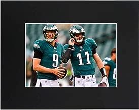 AMOH JERCY 2017-2018 New Philadelphia Eagles Football Super Bowl LII World Foles and Wentz Championship Replica Ring