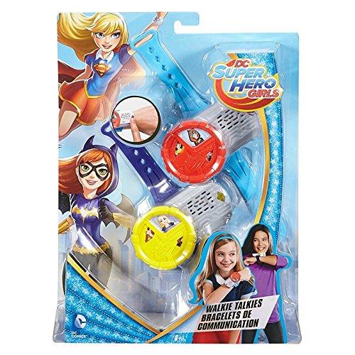 DC Super Hero Girls Walkie Talkies