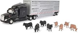 ERTL 1/32 Semi with Cattle Trailer & Animals