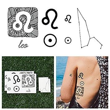 Tattoo löwe sternzeichen frau Löwen Sternzeichen