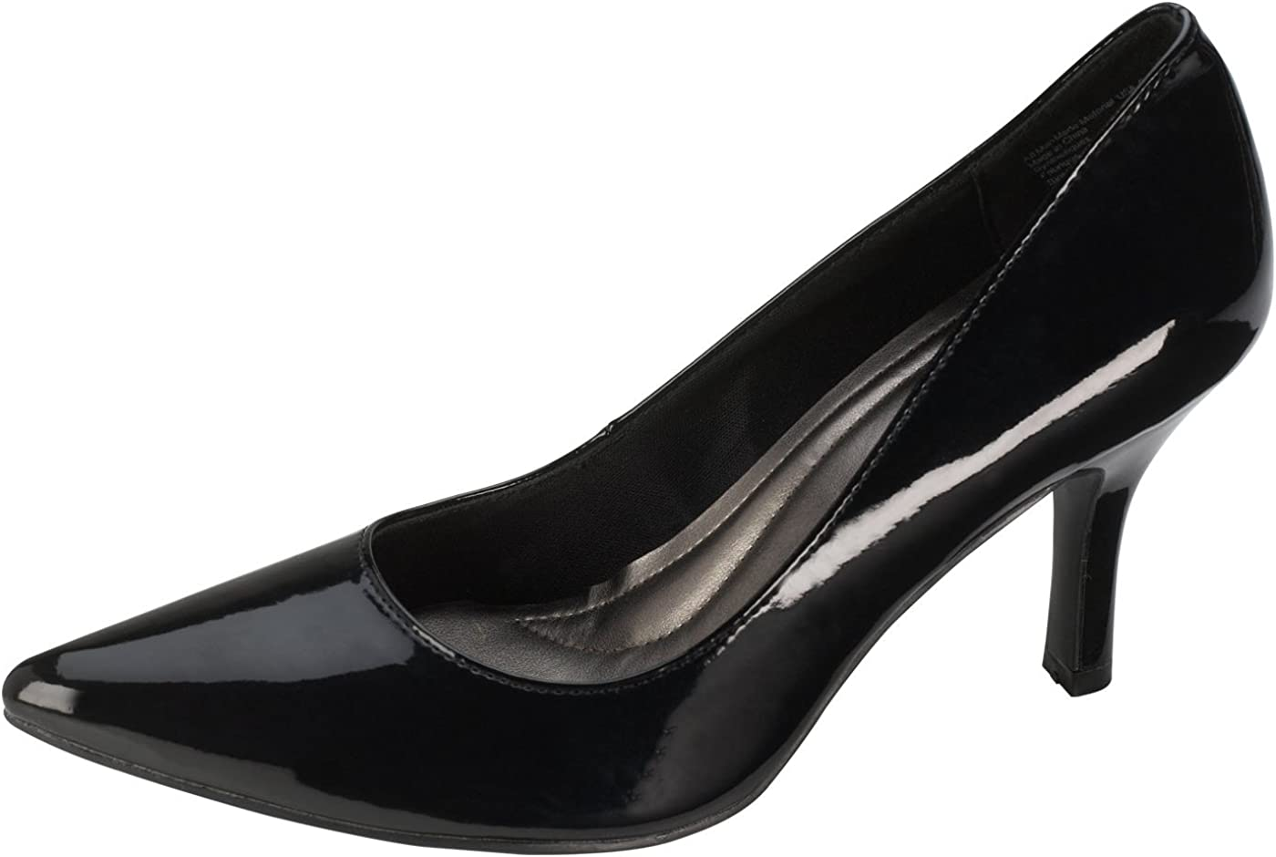 Predictions Comfort Plus Women's Pointy Janine Max 73% OFF Max 49% OFF Pump Toe